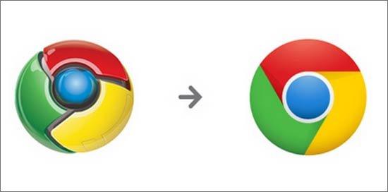 谷歌将更改Chrome图标简洁形似龙卷风